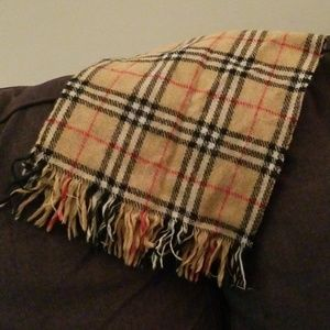 Burberrys of London scarf